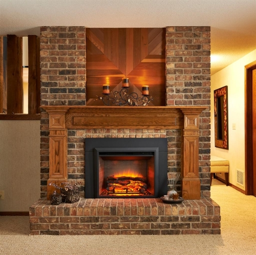 """36"""" Insert Surround for 29"""" Electric Fireplace"""