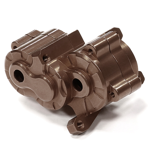Integy RC Toy Model Hop-ups T3543GUN T2 Billet Machined Gear Box for 1 16 Traxxas E-Revo,... by Integy