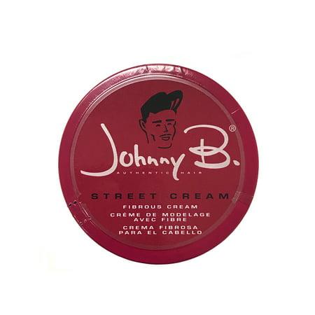 Johnny B Street Cream 2 25 Oz