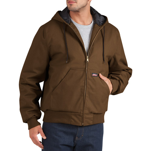 Genuine Dickies Men's Duck Hooded Jacket