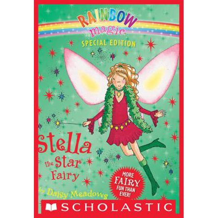 Stella Star - Rainbow Magic Special Edition: Stella the Star Fairy - eBook