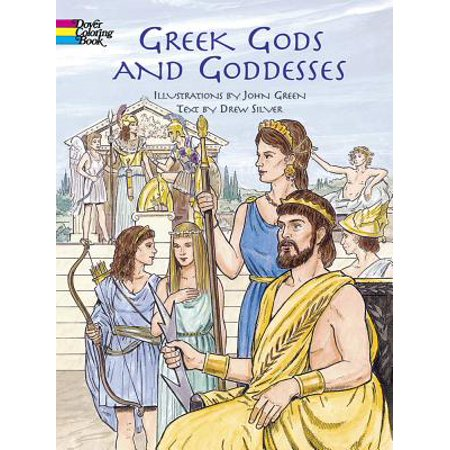 Greek Gods and Goddesses - Greeks Gods And Goddesses For Kids