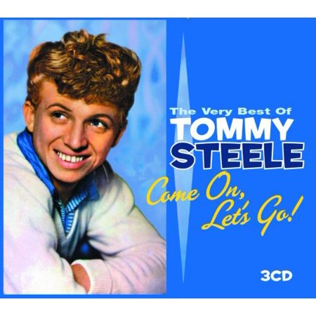 Come on Let's Go: Best of (CD) (The Very Best Of Tommy Steele)