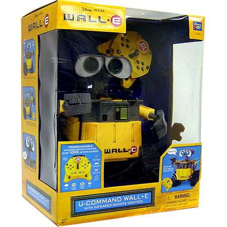 Disney / Pixar U-Command Wall-E Remote Control Robot