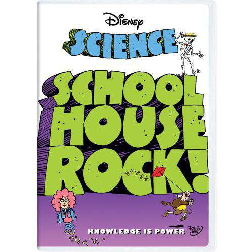 Schoolhouse Rock!: Science by DISNEY/BUENA VISTA HOME VIDEO
