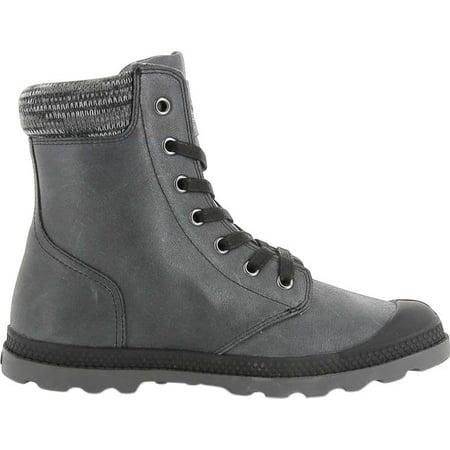 Women's Palladium Pampa Hi Knit LP Boot
