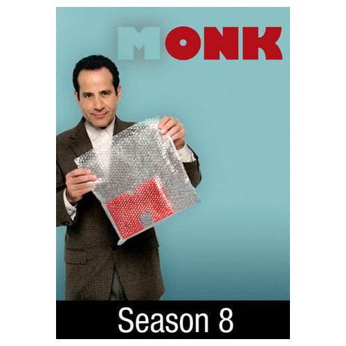 Monk: Mr. Monk And the Badge (Season 8: Ep. 14) (2009)