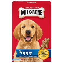 Dog Treats: Milk-Bone Original Biscuits Puppy