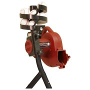 Heater Sports BaseHit Baseball Pitching Machine with BONUS Ball Feeder by World Sports Products Inc