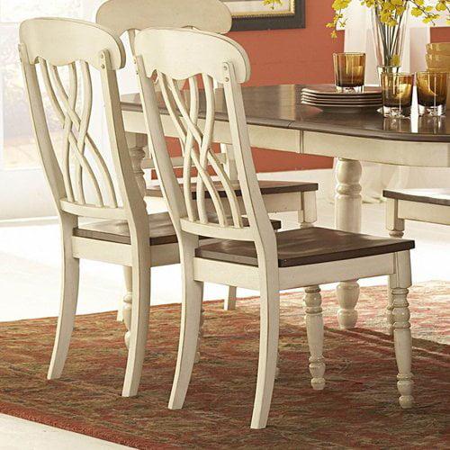 Homelegance 1393 Ohana Side Chair (2 pack) by Brand New