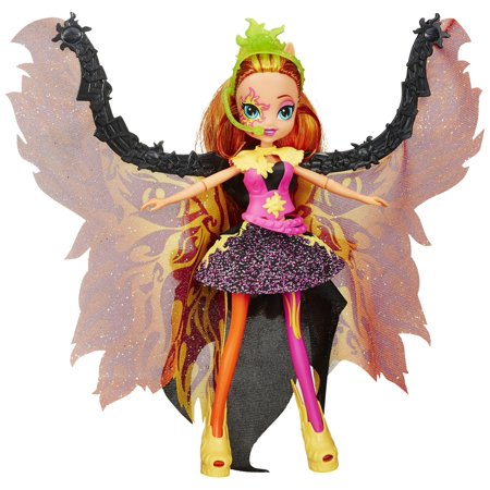 My Little Pony Equestria Girls Rainbow Rocks Sunset Shimmer Time to Shine