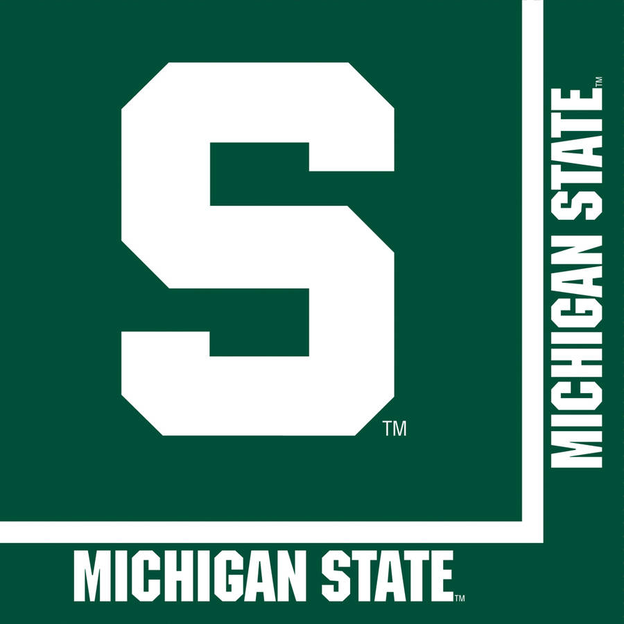 Michigan State Spartans Napkins, 20-Pack