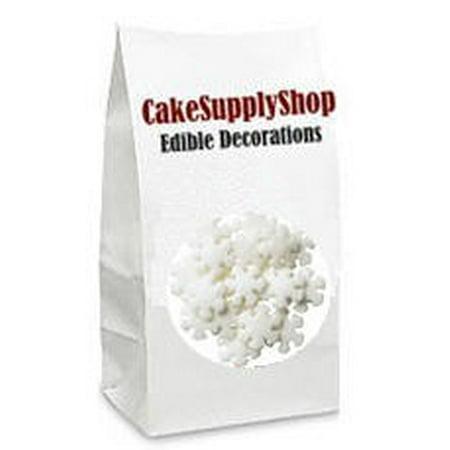 Snowflakes Cake & Cupcake Decoration Confetti Quins - Halloween Cupcake Sprinkles