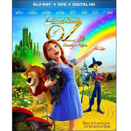 Legends Of Oz: Dorothy's Return (Blu-ray + DVD + Digital HD) (With INSTAWATCH) (Widescreen)