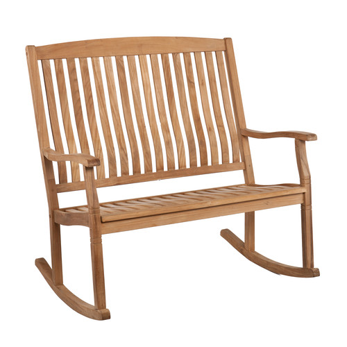 Wildon Home  Highland Teak Garden Bench