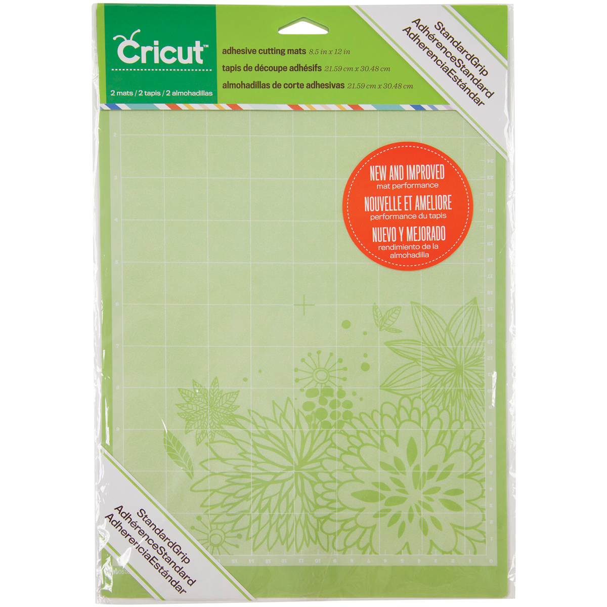 Cricut Mini Cutting Mats, 2-Pack