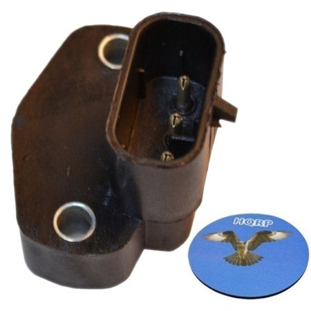 HQRP Throttle Position Sensor TPS for Jeep Wrangler 1991 1992 1993 1994 1995 1997 91 92 93 94 95 97 plus HQRP Coaster