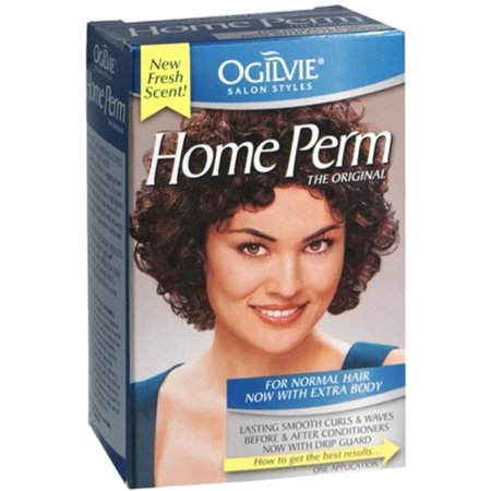(Ogilvie Home Perm The Original Normal Hair With Extra Body 1 Each (Pack of 2))