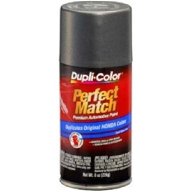 Krylon BHA0928 8 oz Honda Exact-Match Automotive Paint, Graphite Gray Metallic