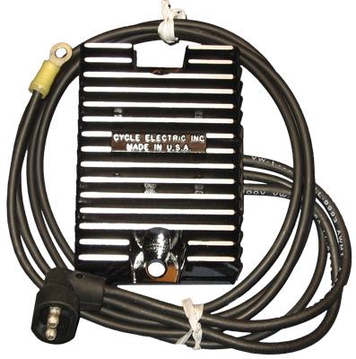 Regulator Cycle Electric  CE-320