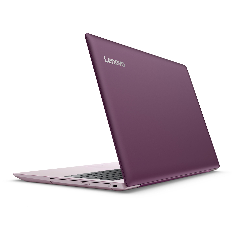 "Lenovo ideapad 330 15.6"" Laptop, Windows 10, Intel Celeron N4000 Dual-Core Processor, 4GB RAM, 1TB Hard Drive - Plum Purple"