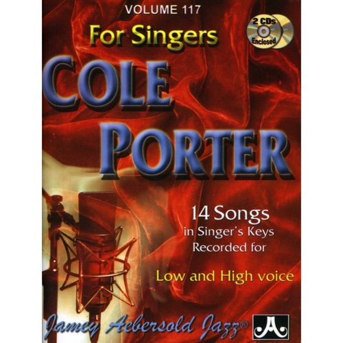 Cole Porter: For Singers (W/Book)