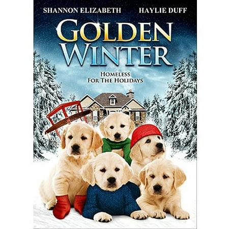 Golden Winter  Widescreen