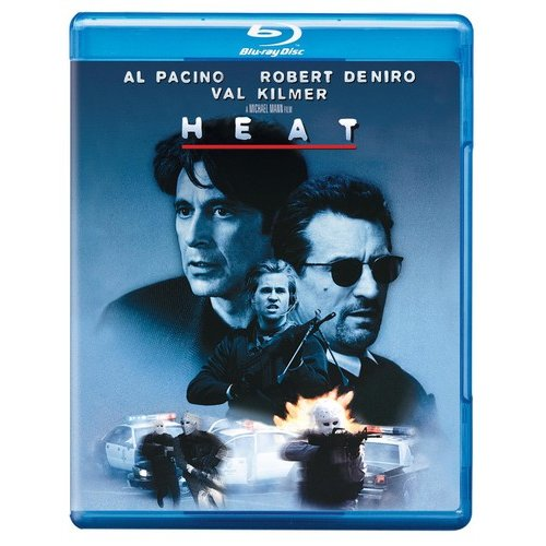 Heat (Blu-ray) (Widescreen)