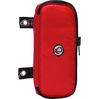 Case It Zippered Pencil Case, Fits TI-84, Red, PLP-02