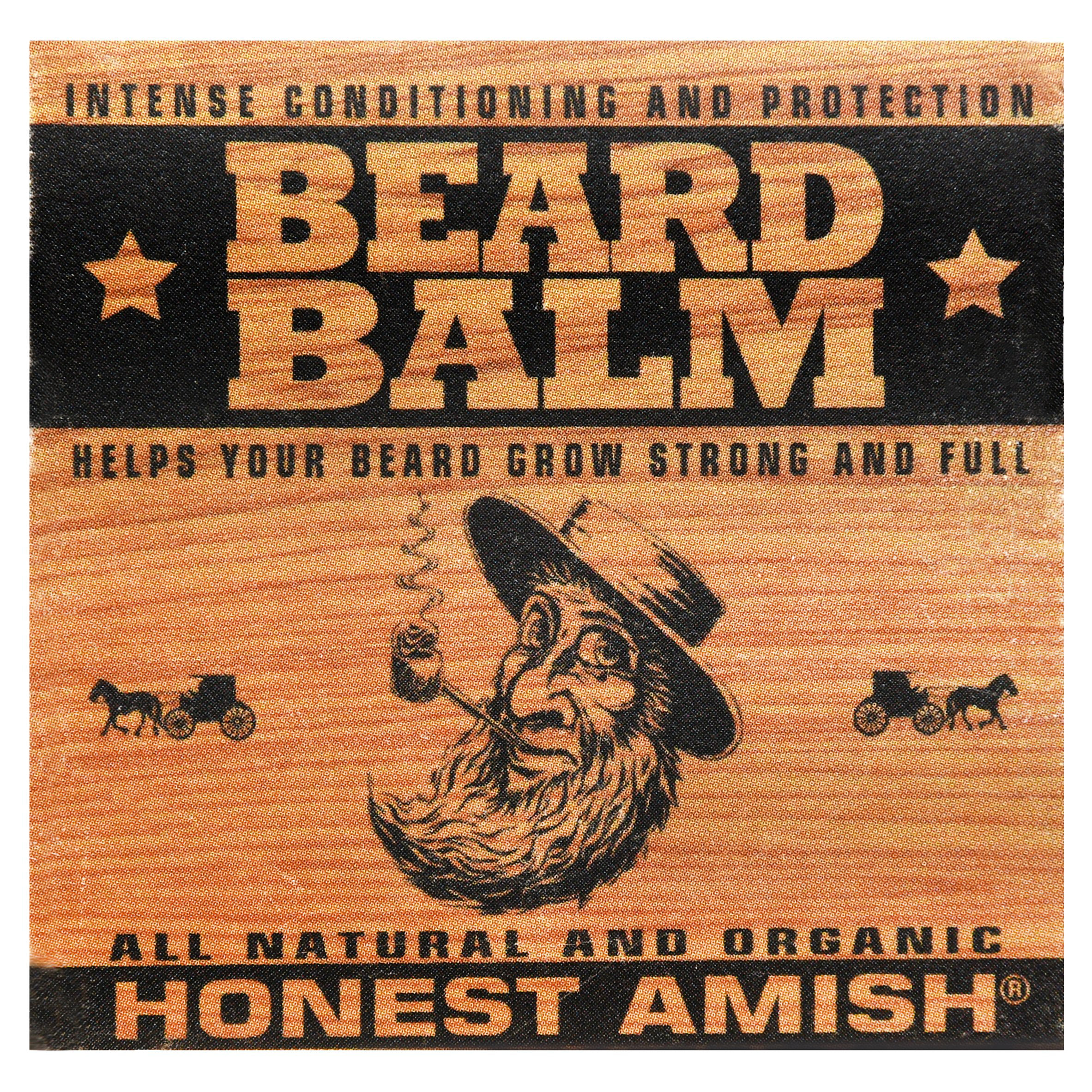 Honest Amish Beard Balm - Walmart com