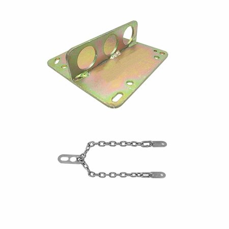 Engine Motor Lift Lifting Hoist Remove PLATE & CHAIN