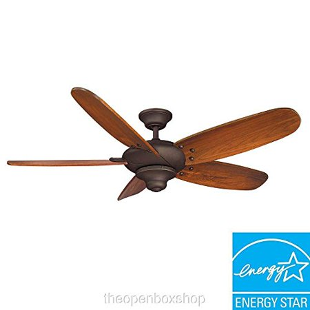 Home Decorators Collection Altura 56 In Oil Rubbed Bronze Ceiling Fan