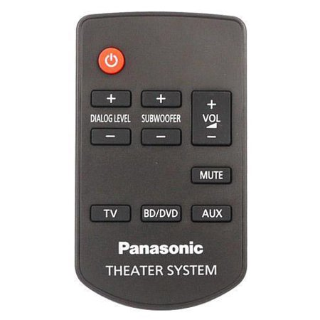Panasonic N2qayc000064 Remote Control For Sc Htb20 Su Home Theater System