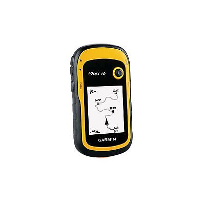 GARMIN eTrex 10 GPS One Color One Size