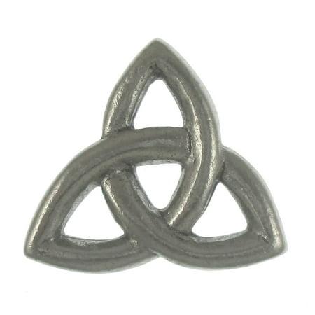 Celtic Knot Lapel Pin - 10 Count