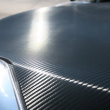 "Orion Carbon Fiber Hood 60"" x 80"" Wrap Film Twill Vinyl Sheet Roll - 3D Carbon Fiber By HK5 Ship from US"