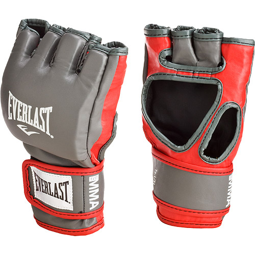 Everlast Advanced Competition-Style MMA Grappling Gloves