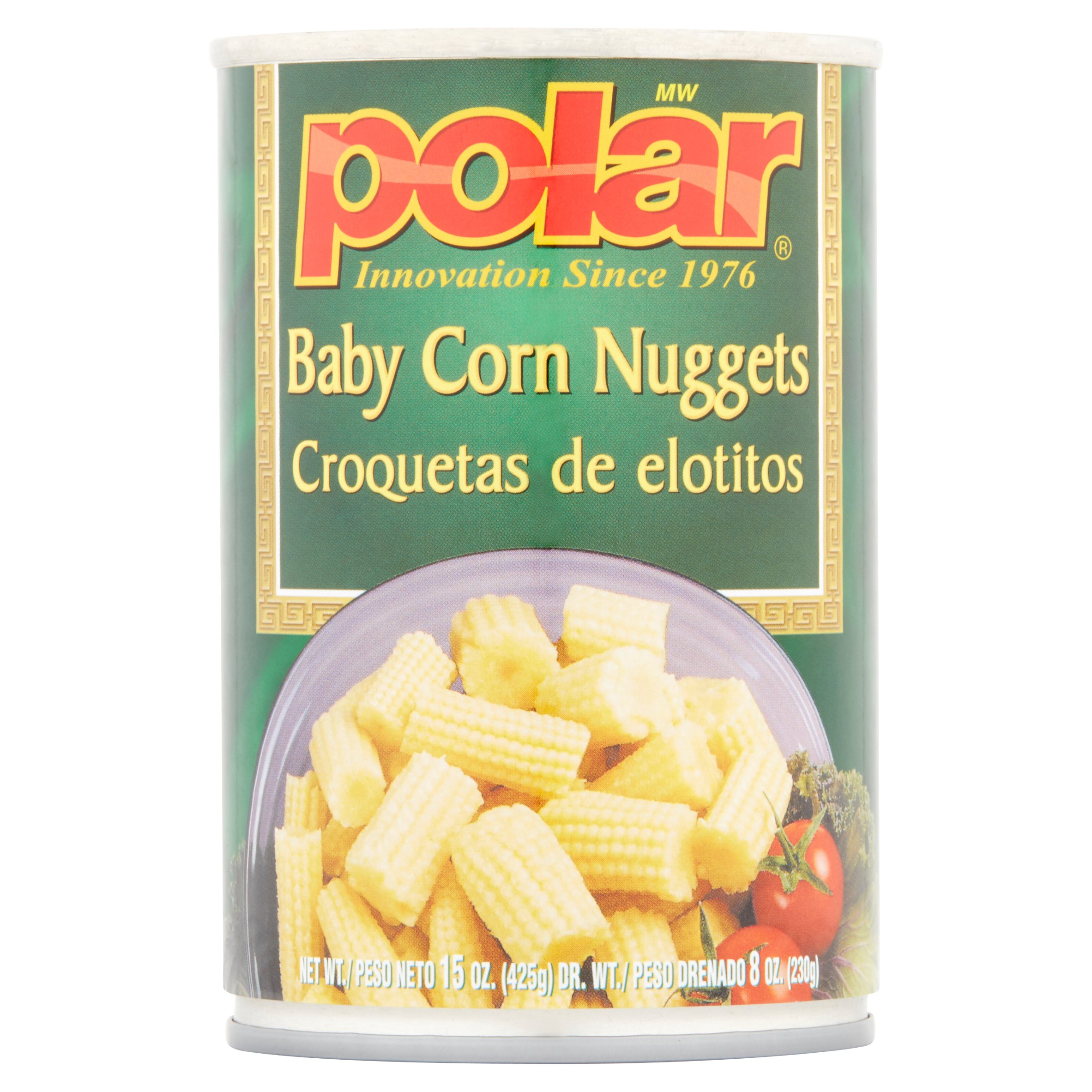 MW Polar Baby Corn Nuggets, 15 oz
