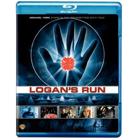 Logan's Run (Blu-ray) - Farrah Fawcett Outfits
