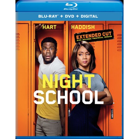 Night School (Blu-ray + DVD)