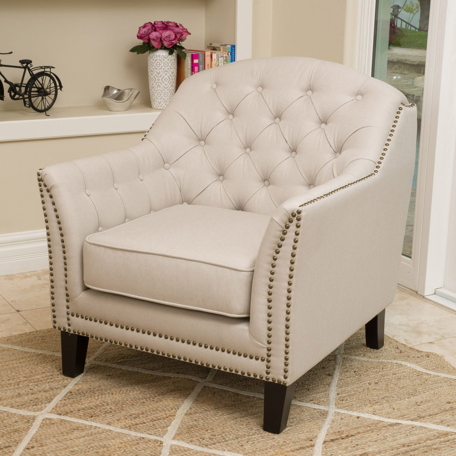 Linfield Tufted Club Chair