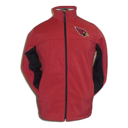 19a3661c5314 Arizona Football Cardinals Men s Team Color Softshell Jacket ...