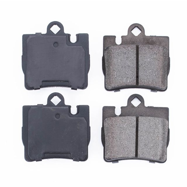For 2000-2003 Mercedes-Benz CL500 S430 S500 Front Rear Ceramic Brake Pads