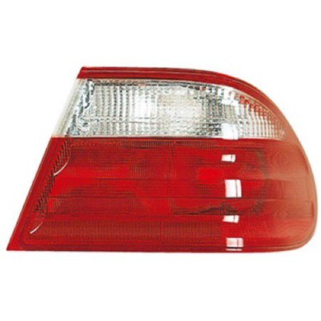 Go-Parts » 2000 - 2002 Mercedes-Benz E320 Rear Tail Light Lamp Assembly / Lens / Cover - Right (Passenger) Side Outer - (4 Door; Sedan) 210 820 36 64 MB2801107 Replacement For Mercedes-Benz E320