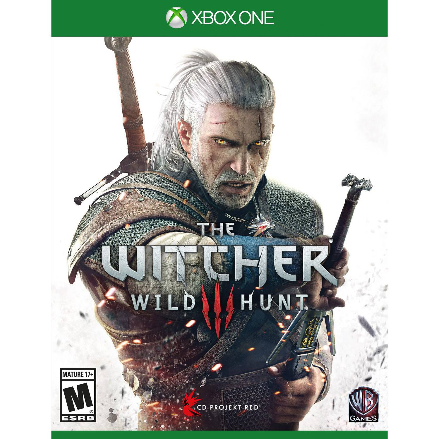 The Witcher 3: Wild Hunt (Xbox One) - Pre-Owned
