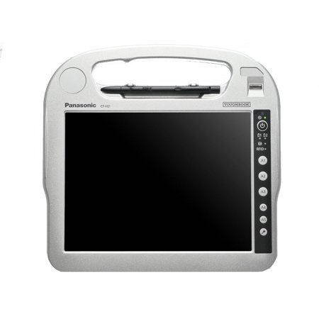 Refurbished Panasonic A Grade CF-H2 Toughbook 10.1-inch (Touch sunlight-viewable XGA LED 1024 x 768) 1.8GHz Core i5 250GB HD 4 GB Memory Digitizer Pen Windows 7 Pro OS Power Adapter Included