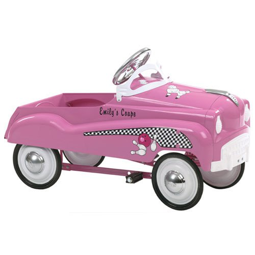 InSTEP Pedal Car Riding Toy