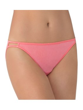 Women's Vanity Fair 18108 Illumination String Bikini Panties