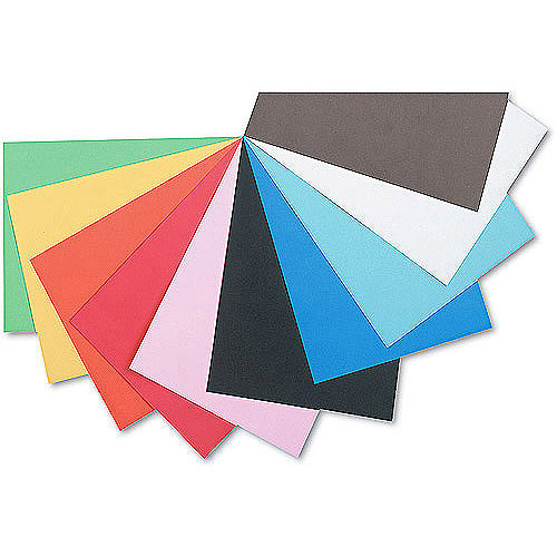 "Pacon Tru-Ray Construction Paper, 12""x18"", 50 Sheets/Pack"