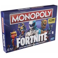 Monopoly Fortnite Edition - 27 New Characters - Hasbro Gaming